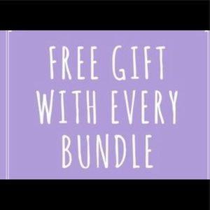Accessories - Free gift with bundle purchase